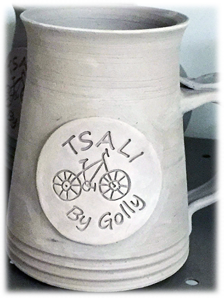 How To Use Personalized Stamp Tools For Marking Pottery