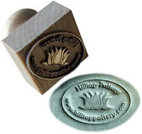 Custom Pottery Stamps