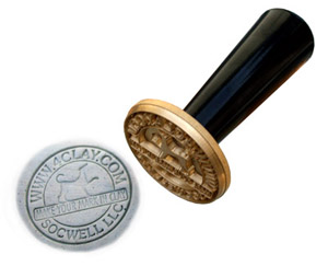 Custom Brass Stamps