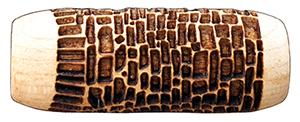 stone bridge pattern for marking clay