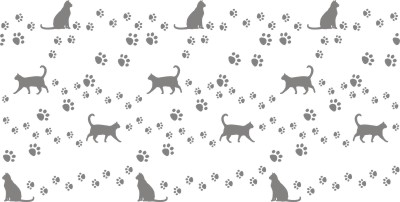 Cat's Play roller pattern