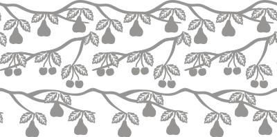 Low Hanging Fruit roller pattern