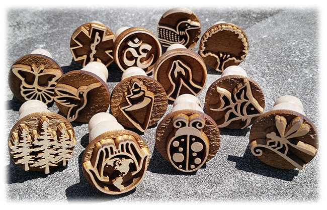 2020 Spring 20% off this baker's dozen clay stamps