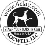 Socwell LLC pottery stamp maker